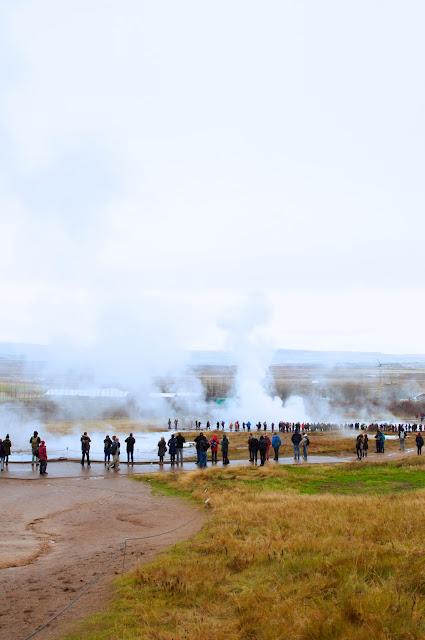 the golden circle tour, iceland,geysir,geyser, travel, travelling,wisata