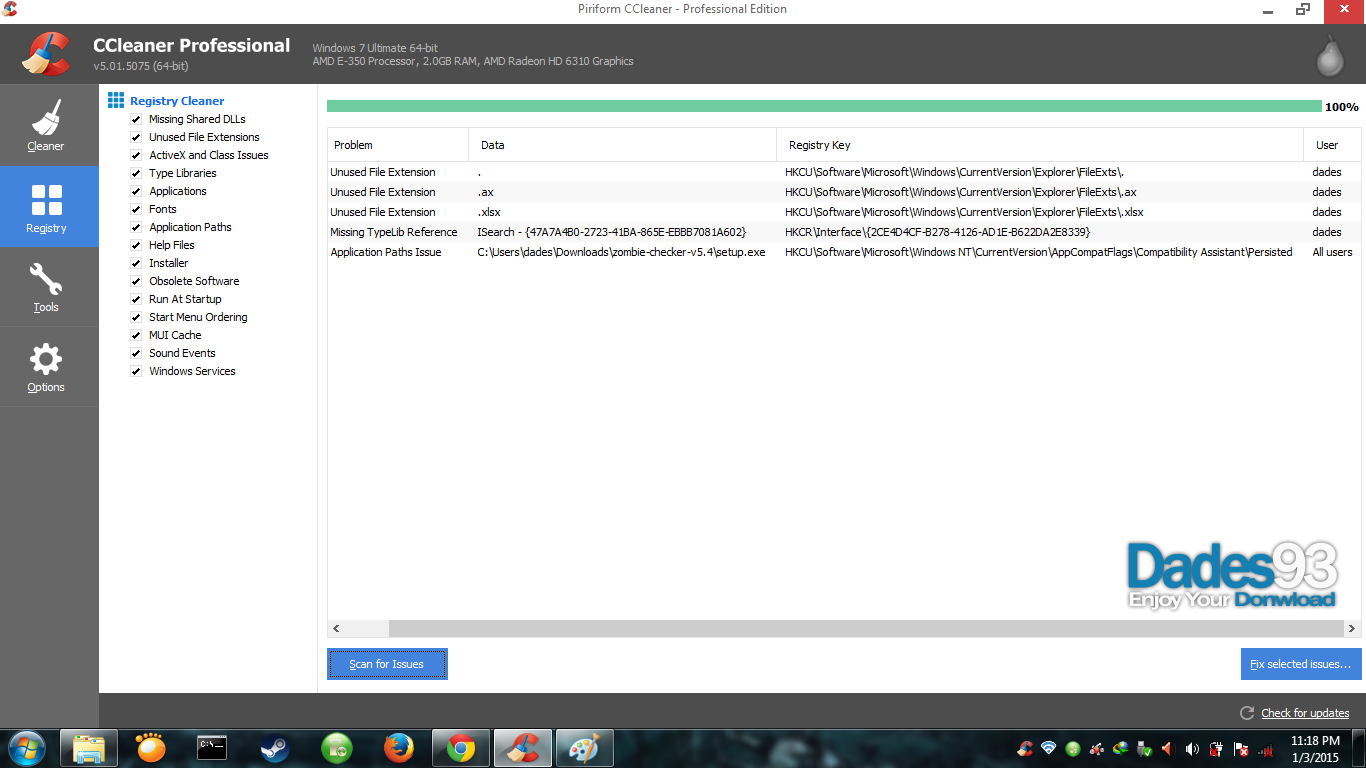 Free Download CCleaner Professional Full Version