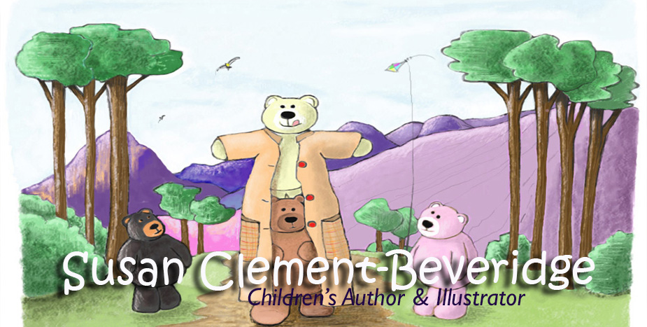 Susan Clement-Beveridge Children's Illustrations