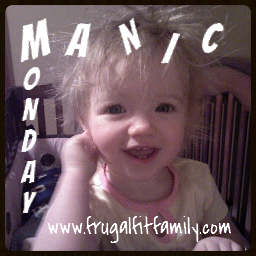 Frugal Fit Family Friday Linky Party >> Frugal Fit Family Linky Parties Pals Mommy S Manic Monday