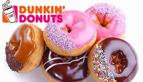 DUNKIN' DONUTS OPENS IN WOOLWICH: