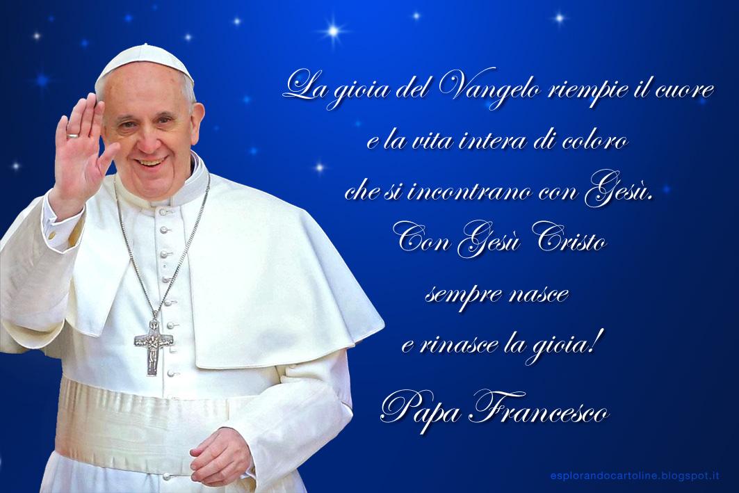 Estremamente Digitando : Le frasi di Papa Francesco EW46