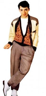 Dress like Ferris Bueller