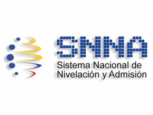 Puntajes Referenciales por Carreras SNNA Ecuador