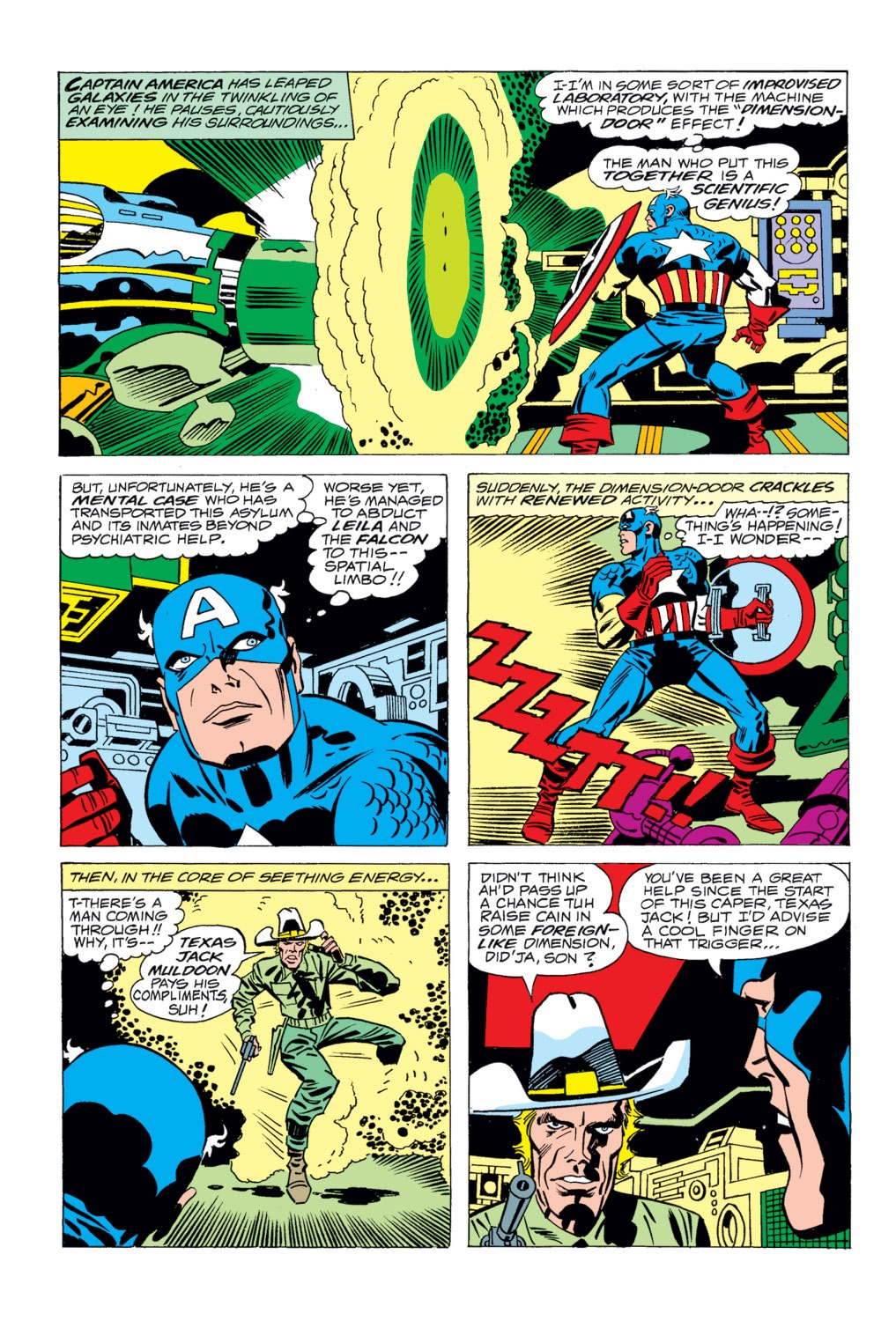 Captain America (1968) Issue #203 #117 - English 3