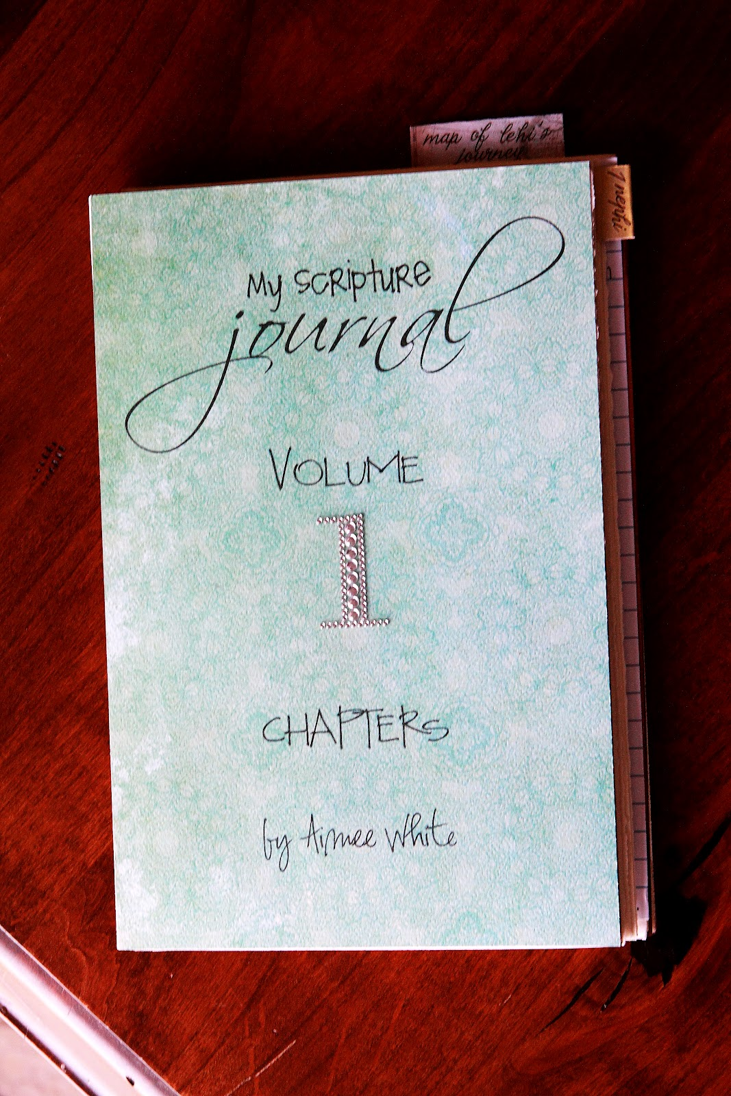 Scripture Chapters Journaling Template | Scripture Study