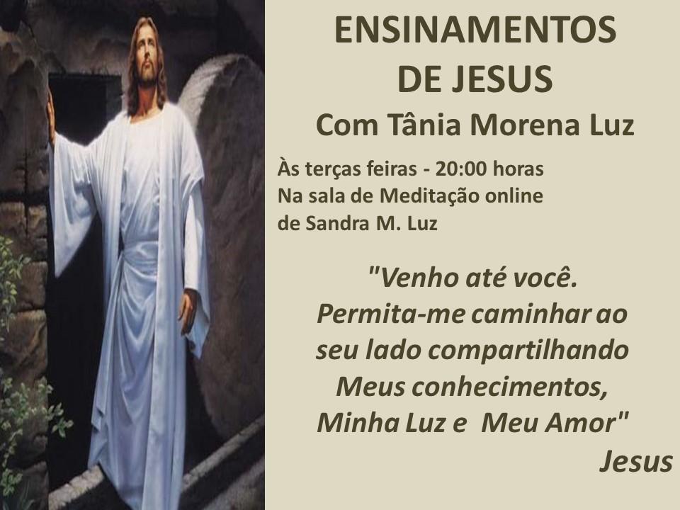 ENCONTROS COM JESUS - SALA ON LINE