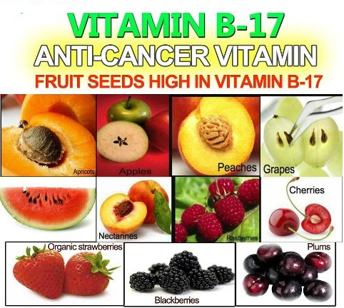 Vitamin B-17 (Anti-Cancer Vitamin)