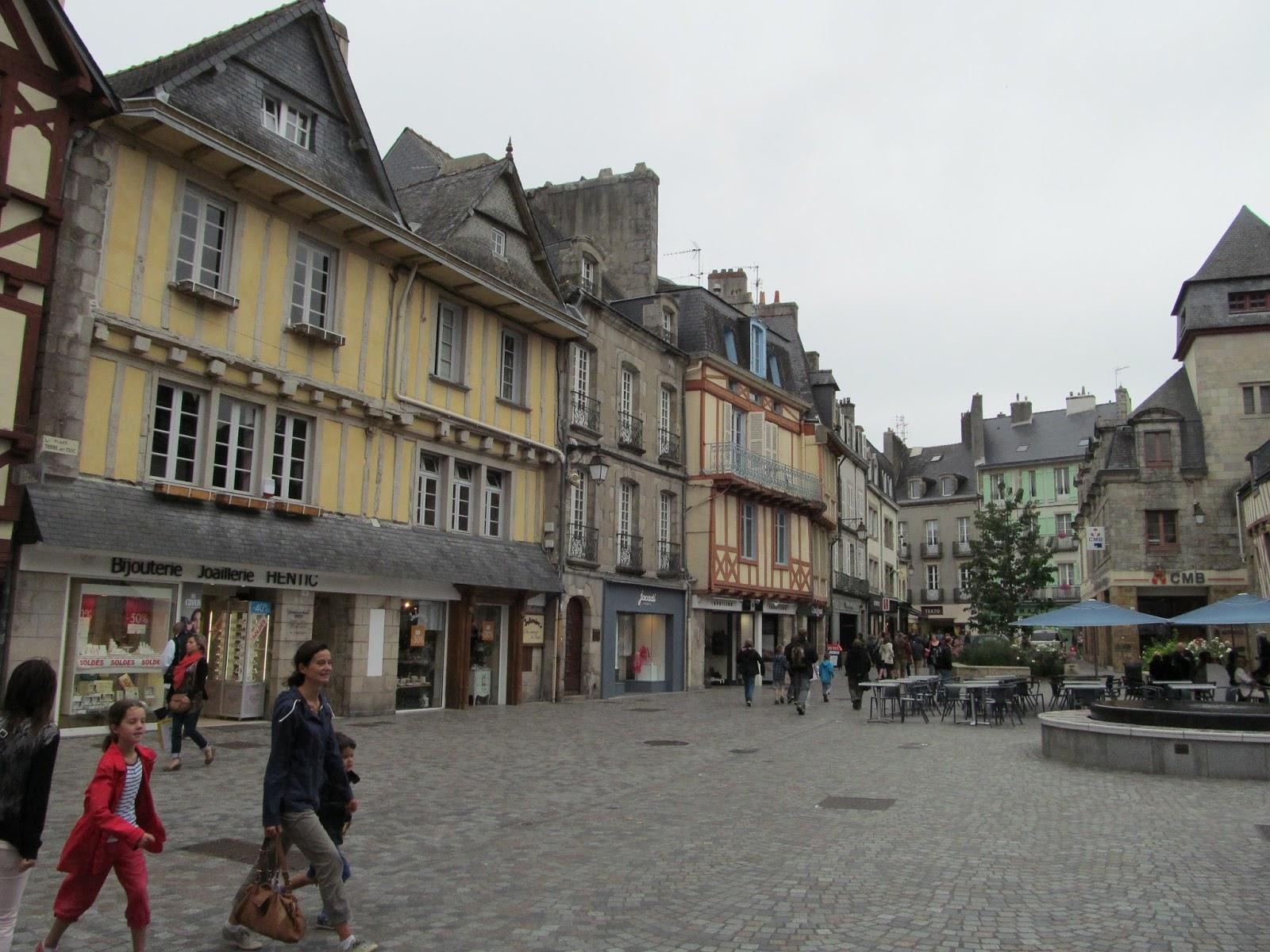 Quimper France  city photos gallery : Passion for Travel: Paris & Quimper France 2013