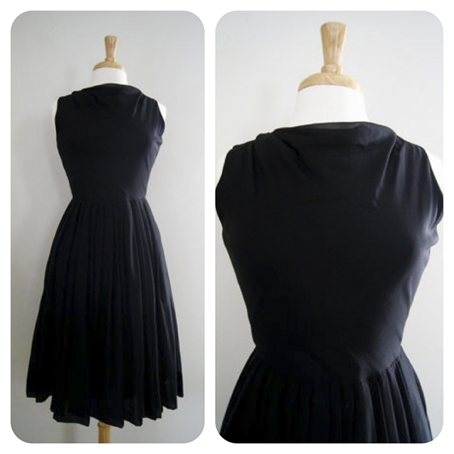 shop vintage 1950's dresses at CutandChicVintage