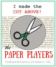 Cut above at the paper players!