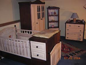 ladin bebek odası