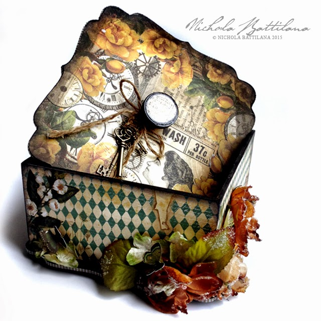Trinket Box for Petaloo - Nichola Battilana