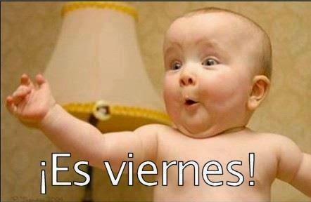 imagenes chistosas para el viernes - Imagenes graciosas de Hoy es Viernes! para Whatsapp