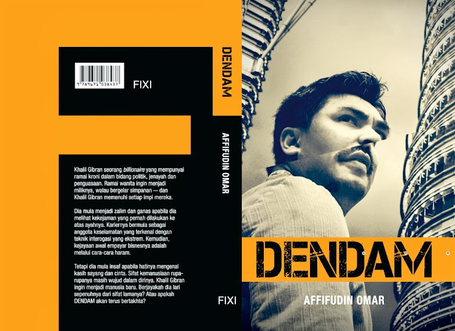 Review Novel Dendam Affifudin Omar Fixi