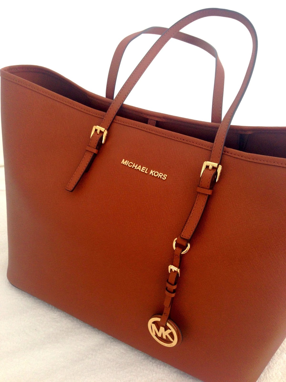 Zalando Kors Laukut : The little things michael kors jet set travel tote