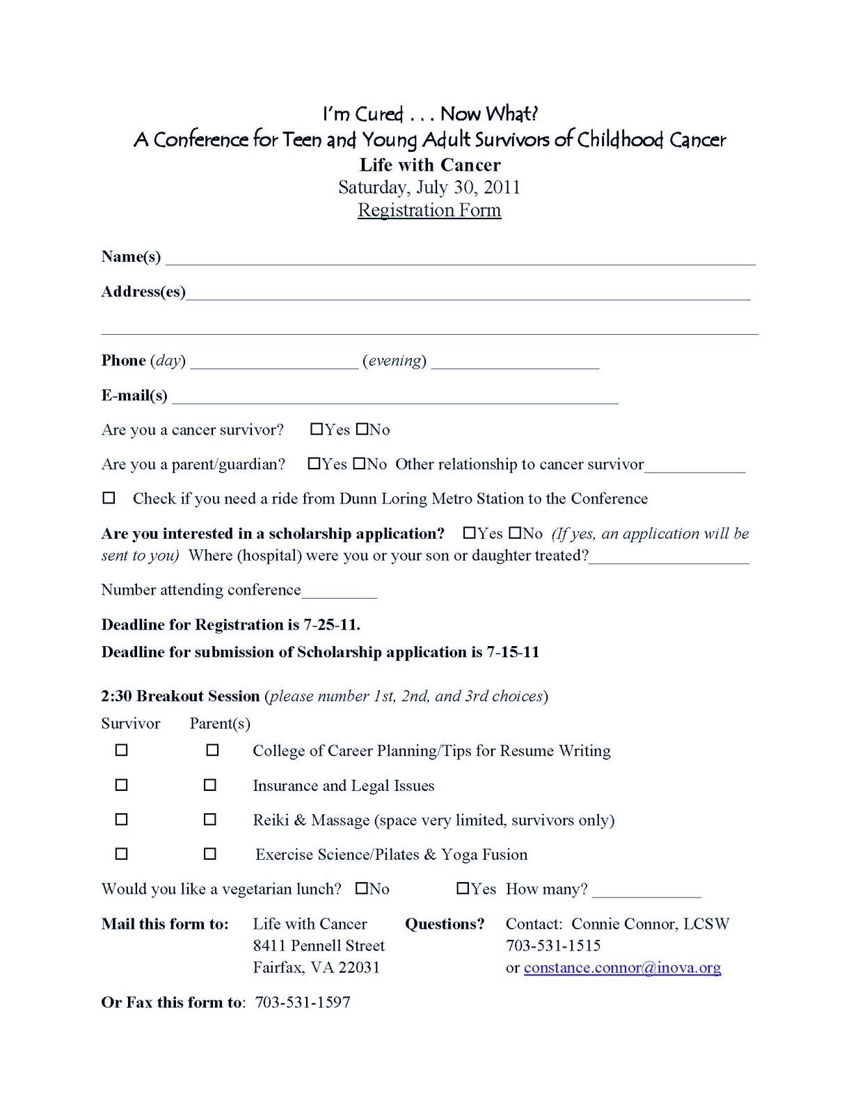File Name : 2011+Conference+Registration+Form.jpg Resolution : 1236 x ...