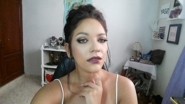 maquillajeNaranja