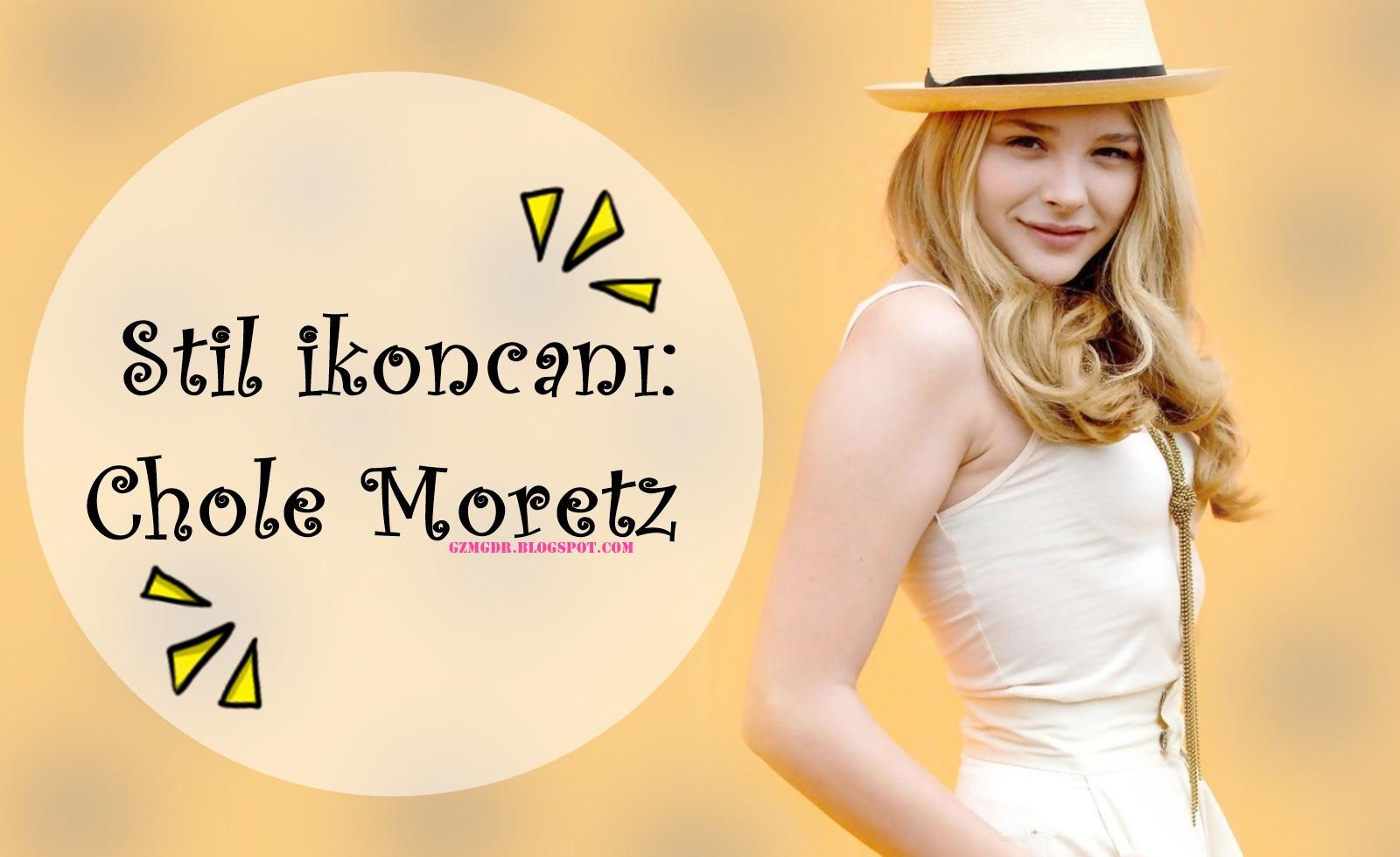 Stil ikoncanı: Cholë Grace Moretz