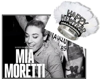 LUA luv u always leggings new years eve playlist Mia Moretti