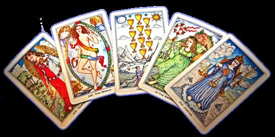 Magiczna strona życia - Tarot Astrologia i Numerologia