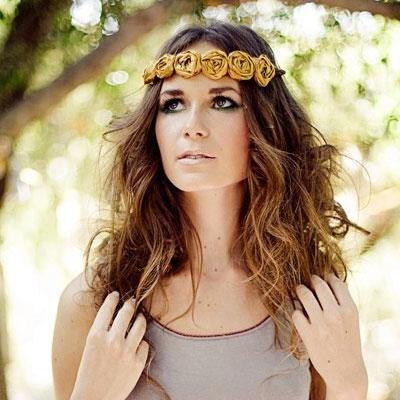 Peinados Estilo Hippie Chic - Que Vivan Las Mujeres Peinado hippie chic YouTube
