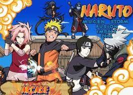 Naruto Storm Fusion Impact Mugen