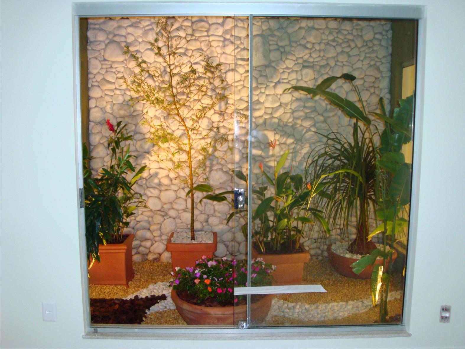 deck jardim de inverno: em Estética, Soluções e Reparos Residencial: Jardim de Inverno