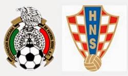 مشاهدة مباراة المكسيك و كرواتيا اليوم 23-6-2014 بث مباشر كأس العالم