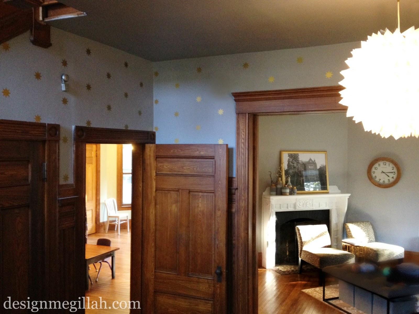 Foyer Wallpaper : Homearama foyer lounge robin s nest interiors