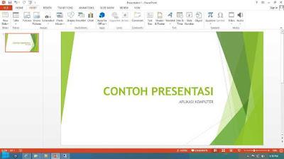 Penggunaan Hyperlink Pada Microsoft Office 2013