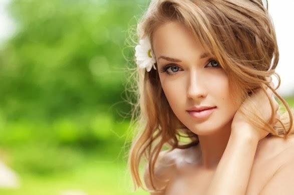 Красивая кожа лица, здоровая кожа лица