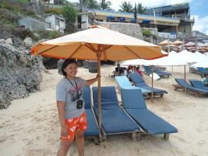 Pantai Dreamland, Pecatu Bali