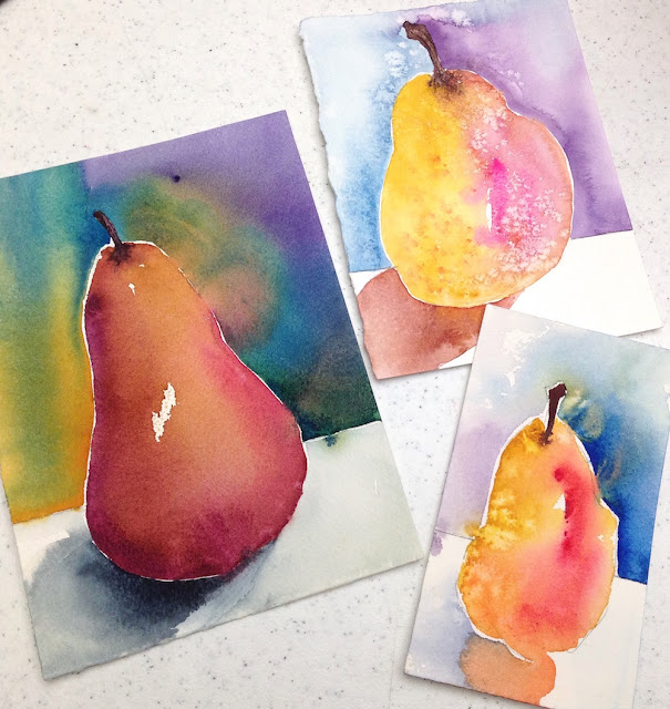 concord art association casey rasmussen white pears