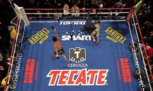 Round 6 Knockout Video KO Pacquiao vs Marquez 4 Highlights