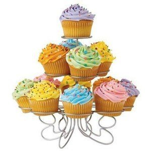 13 cupcake metal stand