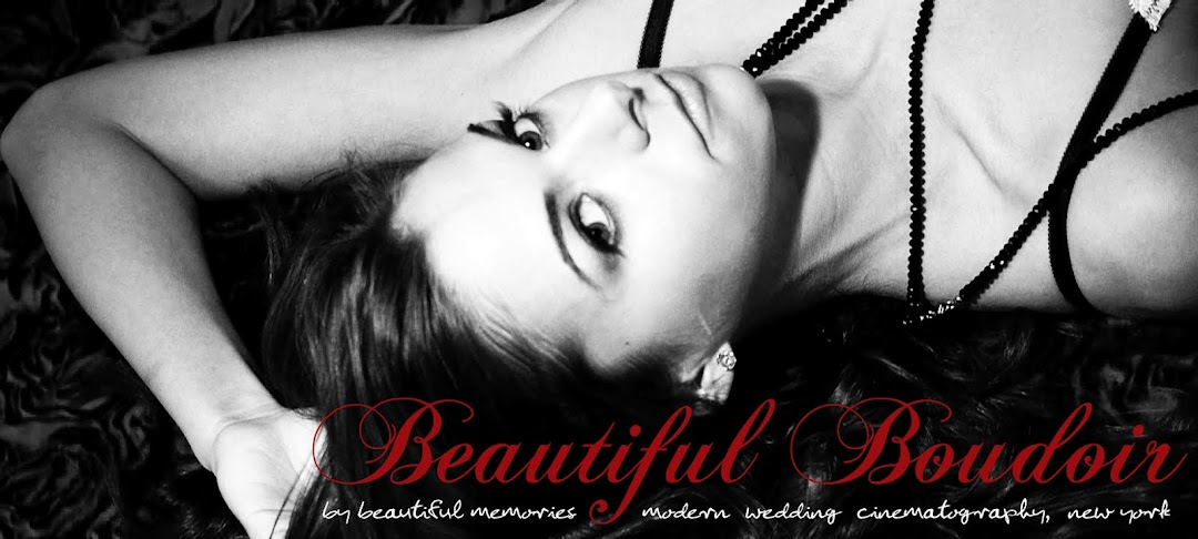 Beautiful Boudoir by Beautiful Memories Cinematography NY