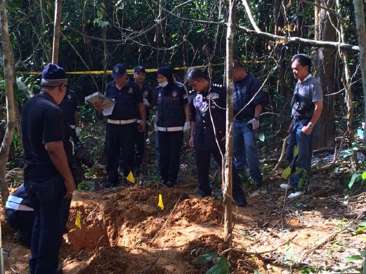Mayat Remaja Ditemui Tertanam Di Hutan Simpan Pedu, info, terkini, berita, sensasi