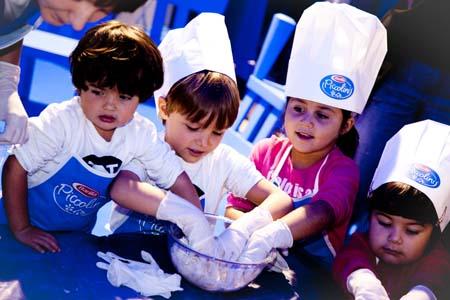 Il blog di spazio tex cuciniamo con i nostri bambini - Bambine che cucinano ...