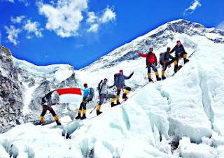 7 Pegunungan Tertinggi Di Dunia