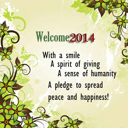 New Year 2014 Greetings eCards Free Download: 2014 Christmas ...