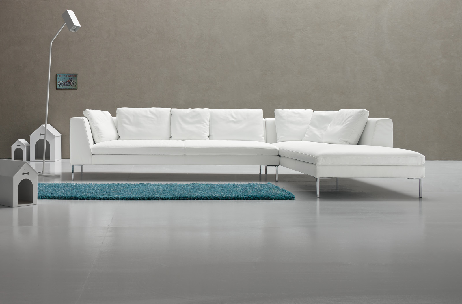 il made in Italy per il settore divani   Tino Mariani