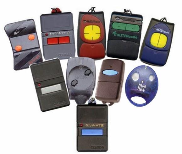 C mo reparar tu mando a distancia del garaje llaves jml for Mando a distancia garaje