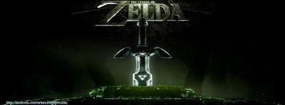 Couverture facebook zelda