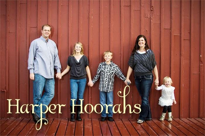 Harper Hoorahs