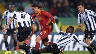 Udinese Roma 2-0 highlights