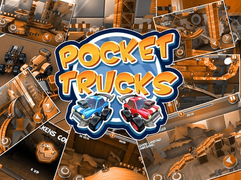 Pocket Trucks gratis para ios y android