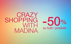 Madina - Crazy shopping mania