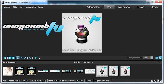 ACDSee Pro Versión 6.2.212 Español