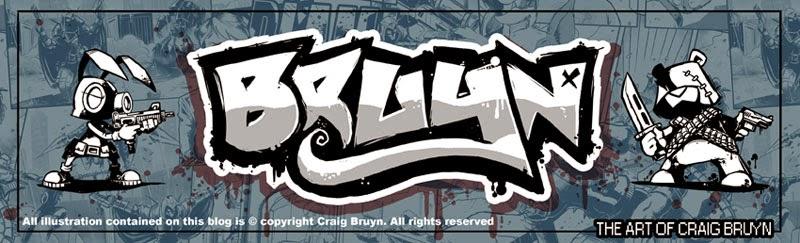 Bruyn - The art of Craig Bruyn